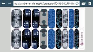 dr who jamberry nail wraps just in time for christmas see