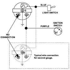 marine voltmeter wiring diagram marine free wiring diagrams