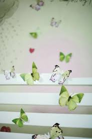 Butterfly Wall Decals For Kids Rooms by 12 3d Wall Butterflies3d Butterfly Wall Art Decoration