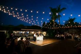 outdoor wedding venues san diego san diego wedding venues sycuan golf resort
