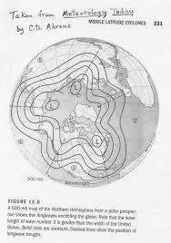 Blank Hemisphere Map by Atmo336 Spring 2012