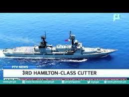 class cutter 3rd hamilton class cutter