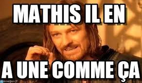 Comme Meme - mathis il en one does not simply meme on memegen