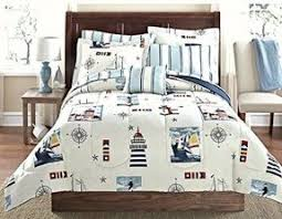 Nautical Themed Bedding Nautical Bed Sets Foter