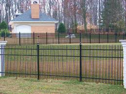 specrail residential aluminum fence u0026 railing products