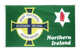 buy northern ireland football green flag 3x5 ft royal flags