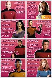 trek valentines klingon s day cards pics trek spock and trek