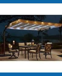 home depot umbrellas solar lights rectangular patio umbrella canopy replacement nucleus home