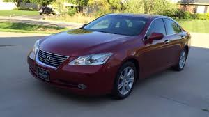 lexus es 350 mark levinson review 2009 lexus es 350 full tour youtube