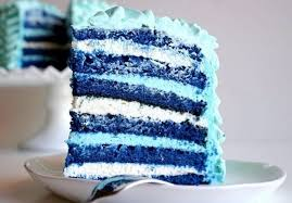 blue velvet wedding cake pictures photos and images for facebook