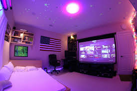 Home Interior Bedroom 47 Epic Video Game Room Decoration Ideas For 2017