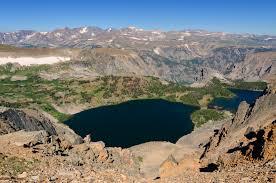 Wyoming lakes images Twin lakes tau zero jpg