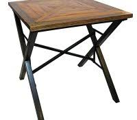 Unfinished Bistro Table Wood Counter Height Table Hover To Zoom Solid Round Pub Amish Oak