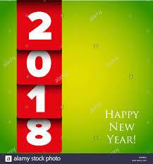 happy green color happy new year 2018 vector stock vector art illustration vector