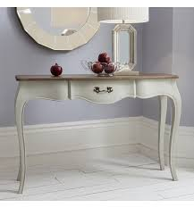 Painted Console Table Cool Painted Console Table With Painted Console Tables Foter