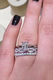 Stacked Wedding Rings by I Like The Idea Of Stacking Wedding Bands Hmmm Reception Ideas