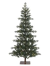 wellsuited alpine christmas trees prelit charming vickerman