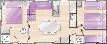 les 3 chambres location mobil home ile de re 3 chambres les baleines