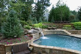 Landscaping Around Pool Landscaping Around Pool