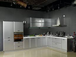 metal kitchen furniture stainless steel kitchen cabinets for your modern house