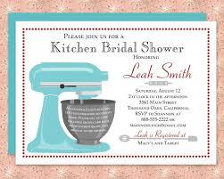 Kitchen Bridal Shower Ideas - kitchen bridal shower invitations marialonghi com