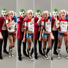 funniest halloween couples costumes how to rock squad u0027s joker harley quinn as a couples