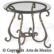 Foyer Accent Table Alluring Wrought Iron Accent Table Accent Tables Foyer Round