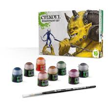 citadel shade paint set games workshop webstore