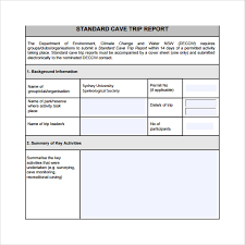 monitoring visit report template visit report template fieldstation co