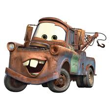 cars mater peel and stick giant wall decal hayneedle