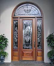 Glass Exterior Door Mahogany Front Exterior Entry Doors Solid Mahogany Wood
