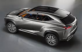 lexus nx westmont car style critic what were they thinking lexus lf nx concept suv
