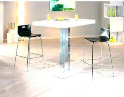 cuisine table haute bar de cuisine design chaise haute blanche de bar de cuisine en