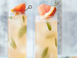 tom collins ingredients bourbon pink grapefruit fizz recipe southern living