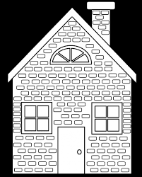 straw house coloring page kids drawing and coloring pages marisa