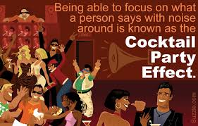 a succinct overview of the cocktail party effect in psychology