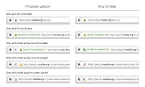 ssl updated firefox security indicators mozilla security blog