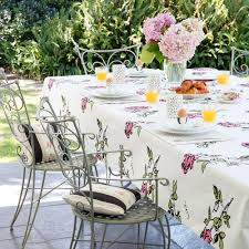 Patio Tablecloth by 12 Easy Patio Ideas That Will Make Your Summer Brighter