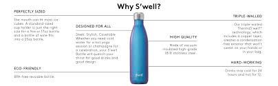 amazon com u0027well wlnr 17 a17 double wall stainless steel bottle