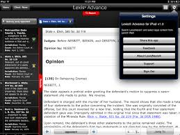 lexisnexis case search review lexis advance and lexis advance hd legal research on
