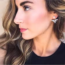 earrings trends 5 jewelry trends for 2017 blush and bar
