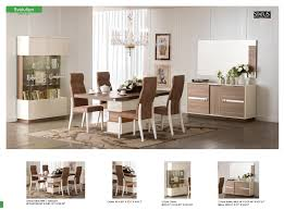 Formal Contemporary Dining Room Sets by Evolution Dining Italy Modern Formal Dining Sets Dining Room