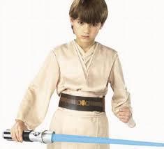 Luke Skywalker Halloween Costume Child Jedi Knight Boys Star Wars Fancy Dress Kids Halloween Child