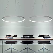 design leuchten led ecolight 90w led pendant light dimmable modern suspension l led