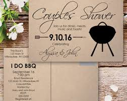 couples shower bbq couples shower etsy