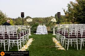 Kittle House Chappaqua Rose Petals For Wedding Ceremony Decorating Of Party