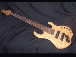 fanned fret 6 string bass fs my handmade fanned fret 6 string sea monster bass talkbass com