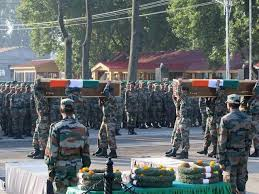 army fallen comrade table script india s fallen heroes the 18 soldiers who lost their lives in uri