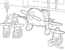 plane coloring page free printable airplane coloring pages for