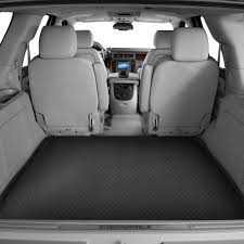 husky liners chevy traverse with 2nd row bench seats including